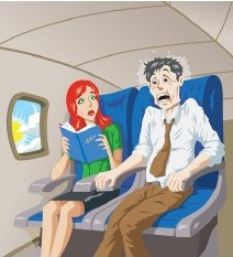 airplane phobia