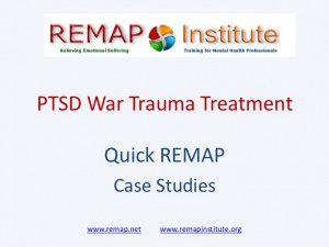 Quick REMAP PTSD Casse studies PowerPoint