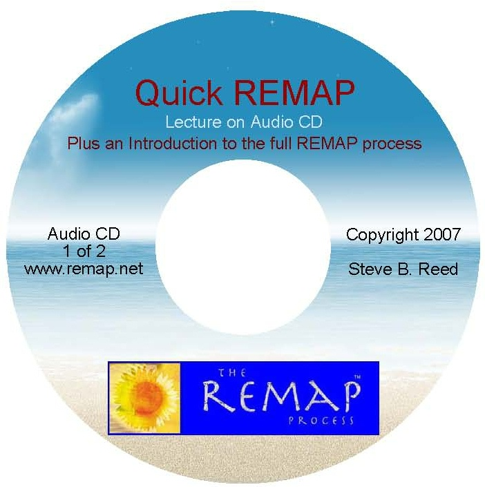 Quick REMAP Introductory Lecture & Demo on CD