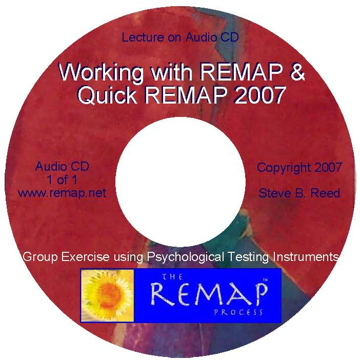 Quick REMAP Group Demonstration on CD