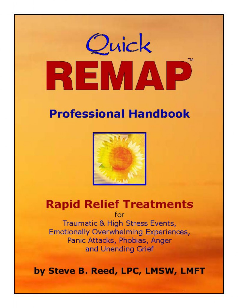 Rapid Relief Treatments for Trauma, panic attacks, phobias, anger and grief