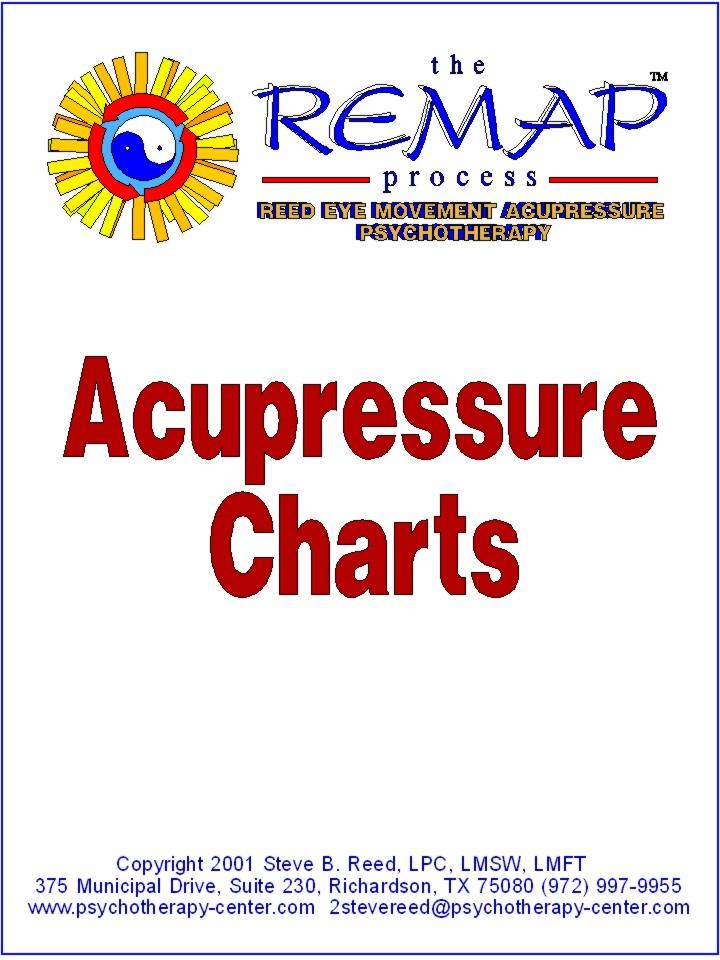 REMAP Acupressure Charts