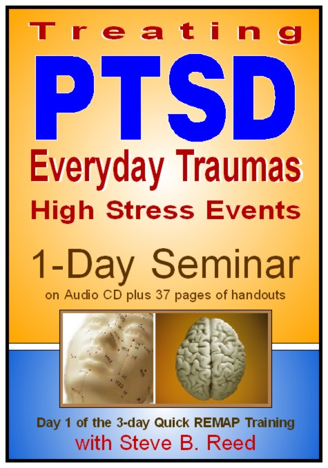Treating PTSD Everyday Traumas and High Stress Events