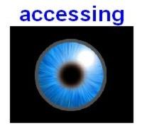 eye accessing