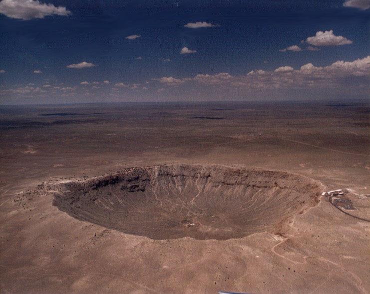 impact crater 2