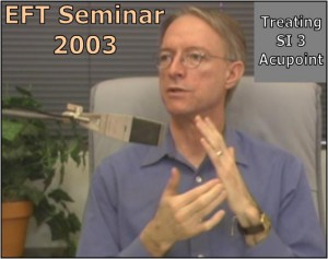 EFT Training event in 2003 with Steve B. Reed, LPC