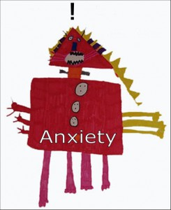 overcoming anxiety, panic or phobia (fear)