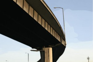 overpass driving phobias