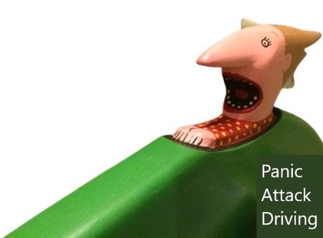 Panic Disorder Driving
