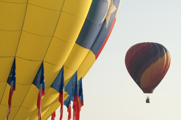 Plano Balloon Festival  Fear of Heights | Anxiety Therapy and Counseling for Plano
