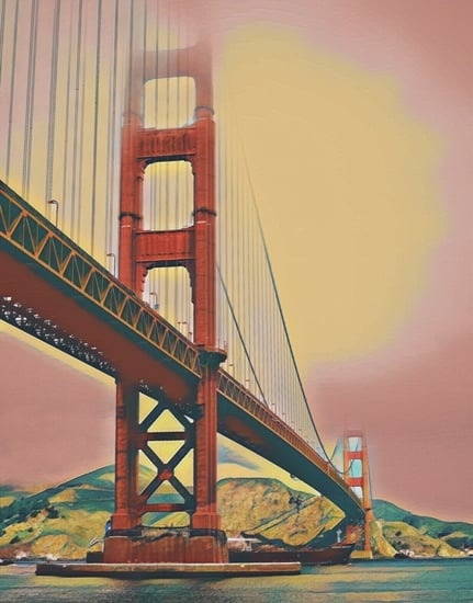 fear of driving over the Golden Gate Bridge